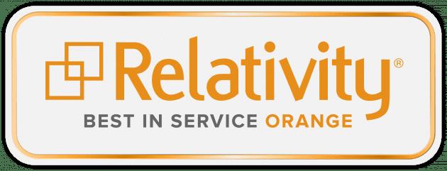 Relativity Best In Service Orange RGB 300ppi