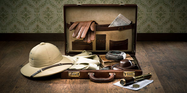 A suitcase full of hypothetical early case assessment fundamentals you can pack for discovery projects.