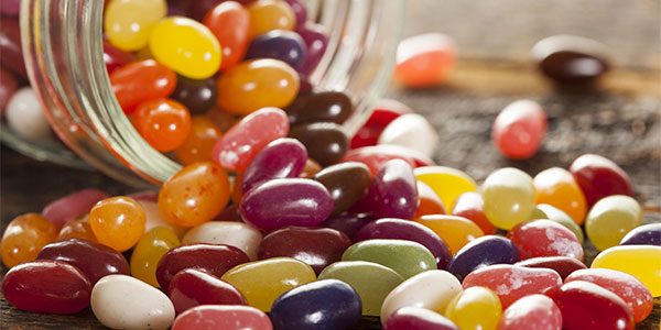 Estimating prevalence in ediscovery is like guessing how many jelly beans are in the candy jar.