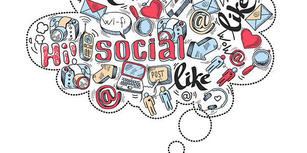 Many concepts of social media can be reviewed and discovered with ediscovery.